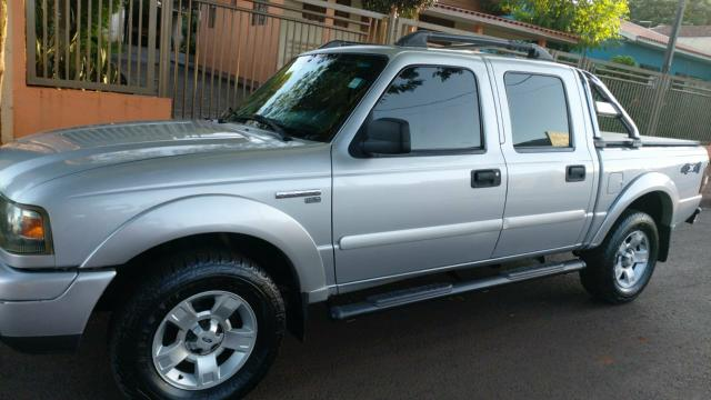 Ranger 2005 4x4 power stroker 2.8 turbo diesel - Foto 8