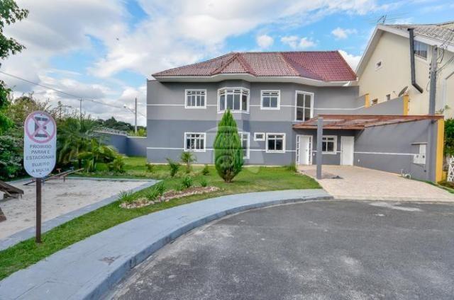 Casa de condomínio à venda com 4 dormitórios em Fazendinha, Curitiba cod:924710