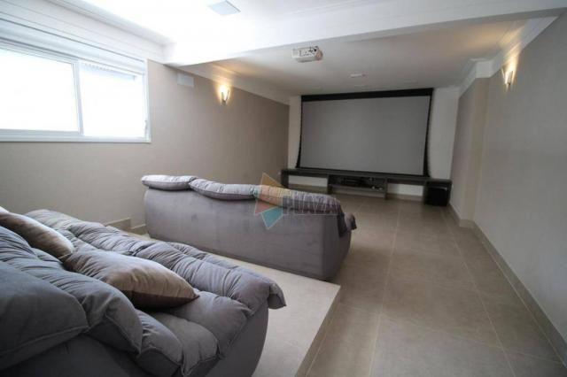 Apartamento com 2 dormitórios à venda, 83 m² por R$ 543.335,00 - Canto do Forte - Praia Gr - Foto 16