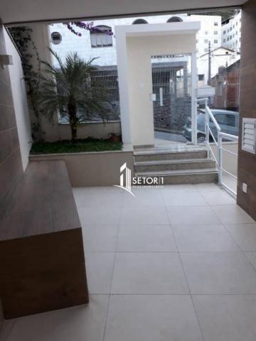 Apartamento com 2 dormitórios para alugar, 84 m² por r$ 850,00/mês - são mateus - juiz de  - Foto 8