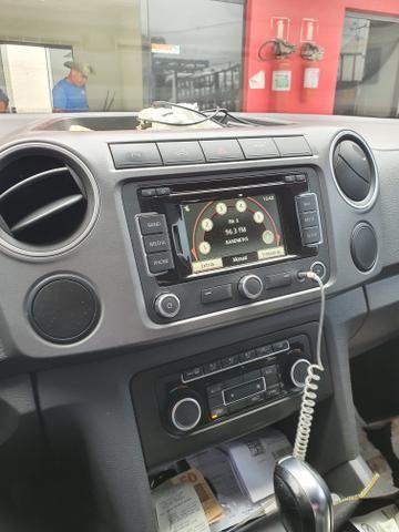 Amarok highline 4×4 aut. 2013 top de linha - Foto 4