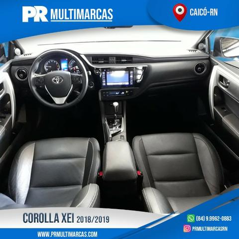 Corolla XEI 2.0 AT 2019 TOP!!! - Foto 6