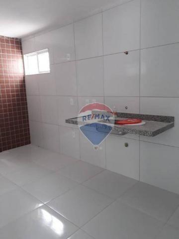 Apartamento à venda, 60 m² por R$ 130.000 - Portal Do Paraiso - Santa Rita/Paraíba - Foto 6