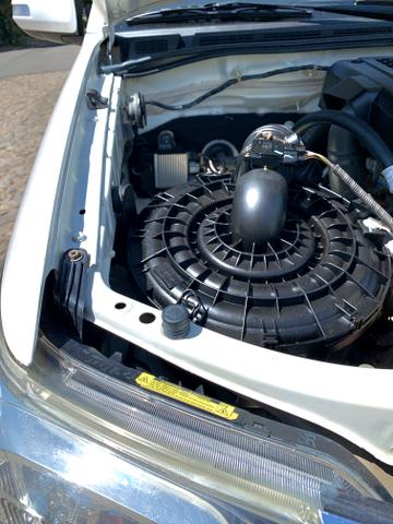 Toyota Hilux SW4 2013 diesel 7 lugares Pneus novos Pirelli!!! - Foto 12
