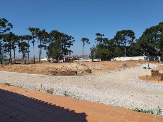 Terreno à venda, 123 m² por r$ 173.558,11 - pinheirinho - curitiba/pr - Foto 20
