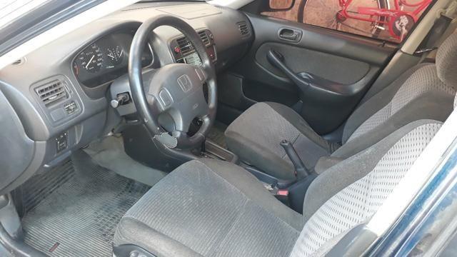 Honda Civic LX 1.6 16v AT nacional - Foto 15