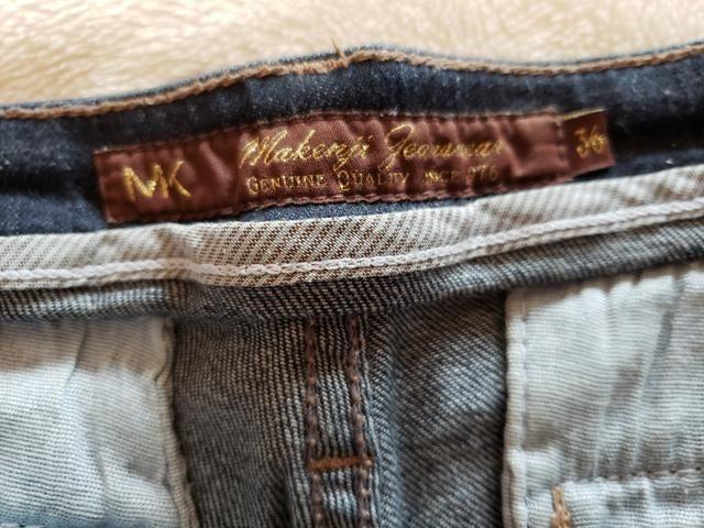 Bermuda jeans makenji - Foto 3