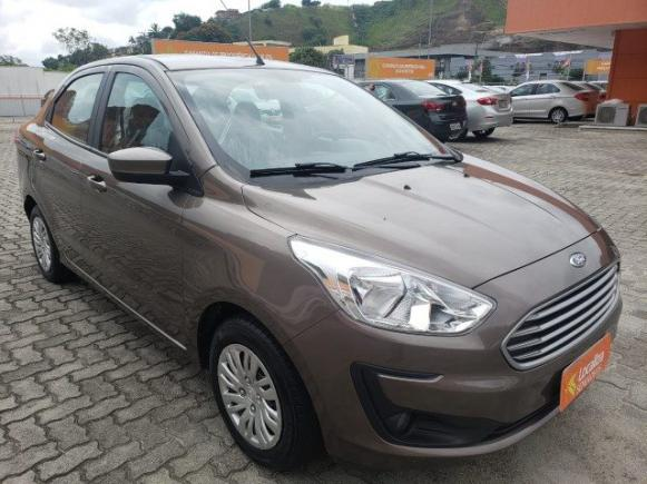 FORD KA 2019/2019 1.5 TIVCT FLEX SE SEDAN MANUAL - Foto 4