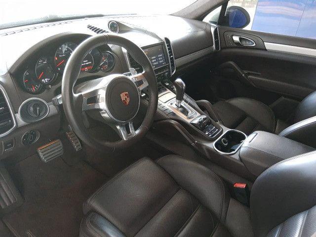 Porsche Cayenne - 2012/2013 4.8 4X4 V8 32V Turbo Gasolina 4P Tiptronic - Foto 8