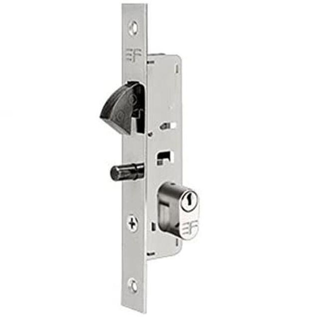 Porta Balcão de Correr Alumínio Branco Linha 25 2,10 x 1,50 Completa - Foto 3