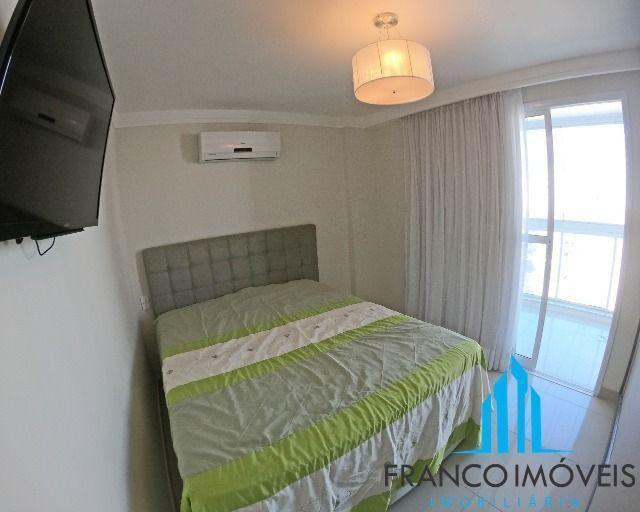 Frente ao mar da Praia do Morro com 4 quartos sendo 3 suítes (Todo montado) - Foto 14