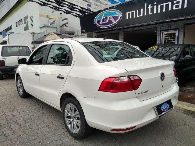 Volkswagen Voyage msi 1.6 flex 8v 2019 _ entrada apartir de 9mil + 48x 727,00 fixas - Foto 3