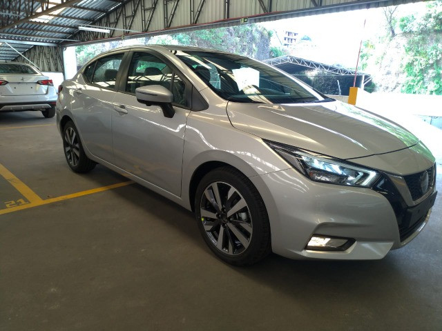 Novo Nissan Versa Exclusive CVT 2021 - Foto 2