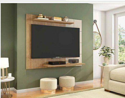 Painel para TV de até 58 polegadas/ modelo simples/ ótimo preço - Foto 2