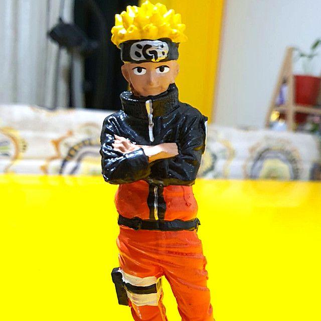 Oferta Boneco Naruto Uzumaki Action Figure Barato Coleção - Foto 3