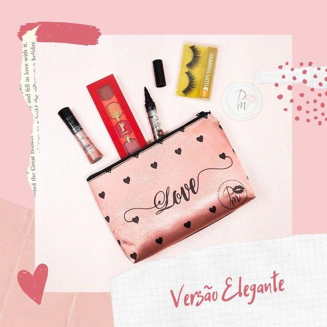 Maquiagem (Kit de make com necessarie) - Foto 3