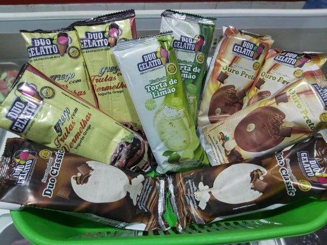 Temos uma linha completa picole, sorvetes em geral - Foto 4