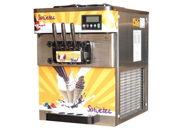 Máquina de Sorvete Expresso, Açaí e Frozen - Foto 3