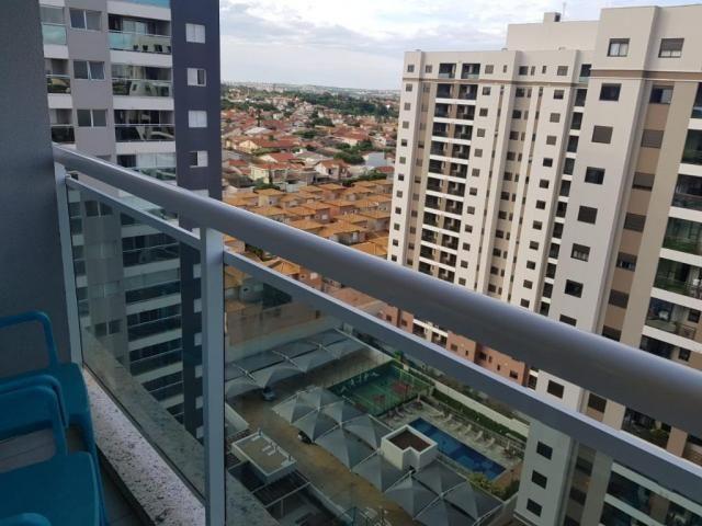 Apartamento com 1 dormitório para alugar, 33 m² por R$ 1.800/mês - Jardim Tarraf II - São  - Foto 2