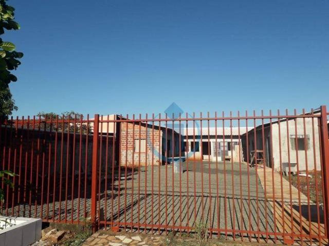 Lote com 4 quitinetes em fase de construção, com 1 dormitório cada à venda, por R$ 535.000 - Foto 2
