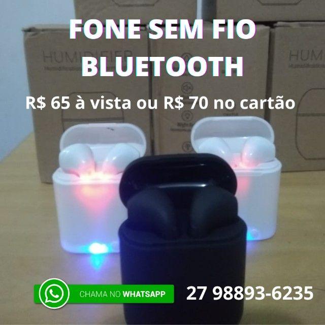 Fone sem fio Bluetooth Promoção - Foto 3