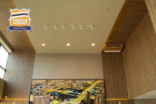 Apartamento com 3 dormitórios para alugar, 96 m² por R$ 1.900/mês - Mirante - Campina Gran - Foto 12