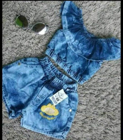Bakaninha moda infantil - Foto 2