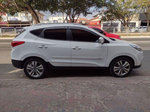 HYUNDAI IX35 GLS 2017 COMPLETO AUTOMÁTICO + COURO  - Foto 4