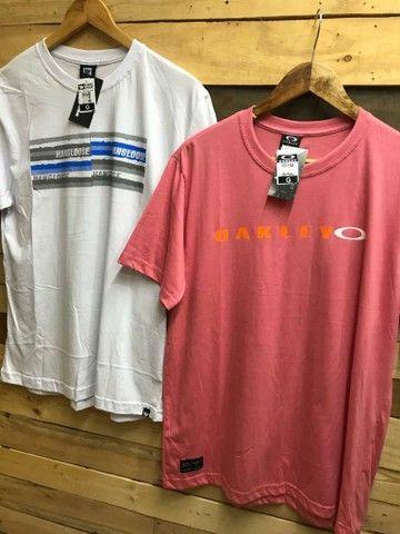 Vem pra Baluarte R$ 28,00 cada Camiseta  - Foto 3