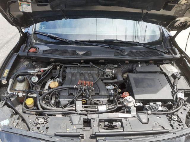 Renault Fluence 2014 automático com GNV oportunidade!!! - Foto 4