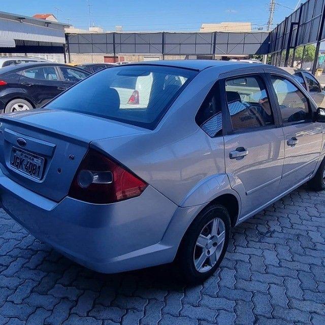 Fiesta sedan 2008/2008 1.6 completo - Foto 4