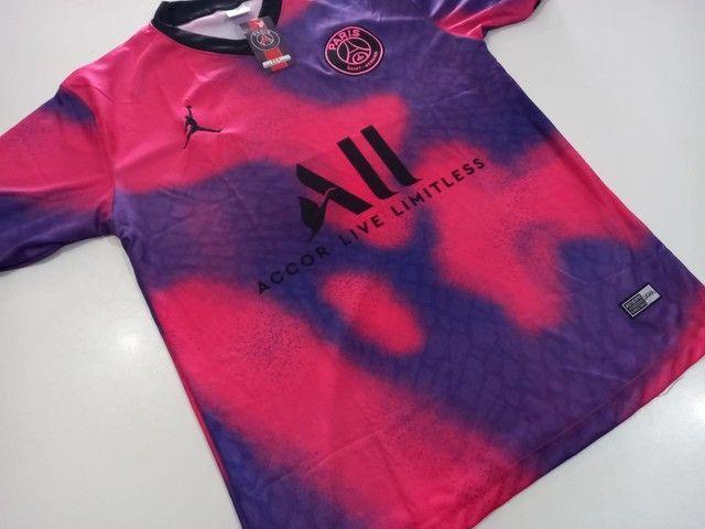 Camisa de time masculina - Foto 2