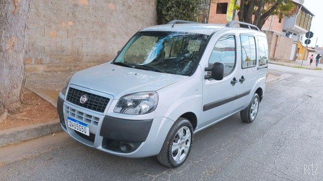 Fiat doblo 1.8  7 lugares 22 mil km oportunidade