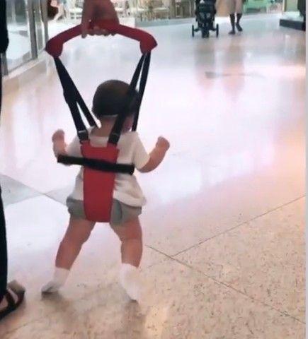 Andador Infantil Para Bebê - Primeiros Passos Mais Seguros - Foto 2