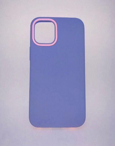Case / Capinha simples lisa iPhone 12 Mini (5.4) (Aceito cartão) - Foto 2