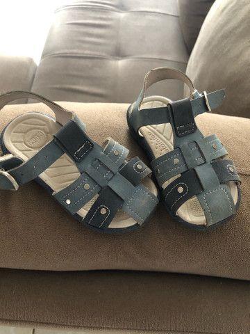 Sandália menino tamanho 22 - Foto 3