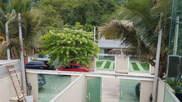 Excelente casa duplex em Vargem Grande primeira locação - Foto 16