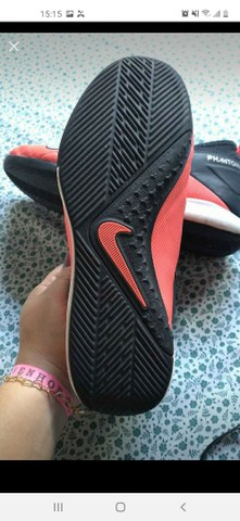 Chuteira salão Nike - Foto 3