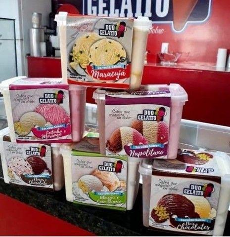 Temos uma linha completa picole, sorvetes em geral - Foto 2