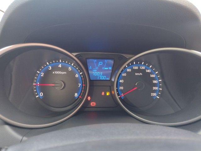 HYUNDAI IX35 GL 2.0 FLEX 2022 COMPLETA AUTOMÁTICA COM 1700 KM ZERO - Foto 13