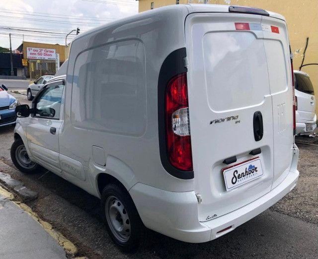 Fiat Fiorino 1.4 Furgão Hard Working Ano 2018 - Foto 4