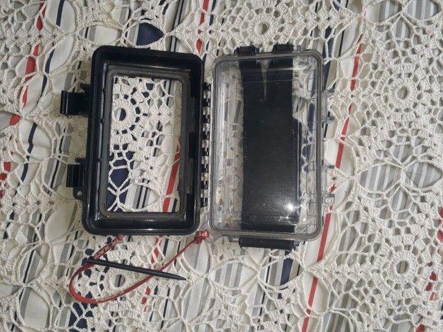 Caixa protetora GPS Trimble  - Foto 3