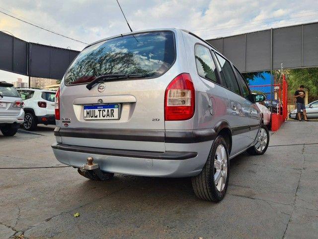 ZAFIRA 2006/2006 2.0 MPFI ELITE 8V FLEX 4P AUTOMÁTICO - Foto 9