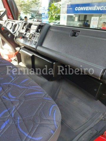 Ford cargo 815 chassis - baixo km - revisado  - Foto 17