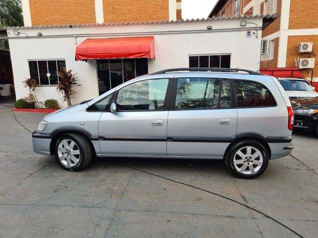 ZAFIRA 2006/2006 2.0 MPFI ELITE 8V FLEX 4P AUTOMÁTICO - Foto 6