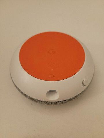 Nest Mini 2ª geração Smart Speaker - com Google Assistente Cor Giz - Foto 3