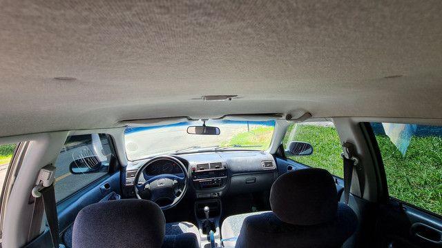 Civic ex manual impecável 1998 - Foto 6