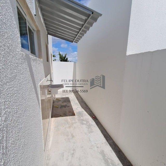 Casa na principal do Nova Mangabeira/Paratibe com 2 quartos A Partir de R$ 125.000,00 - Foto 8