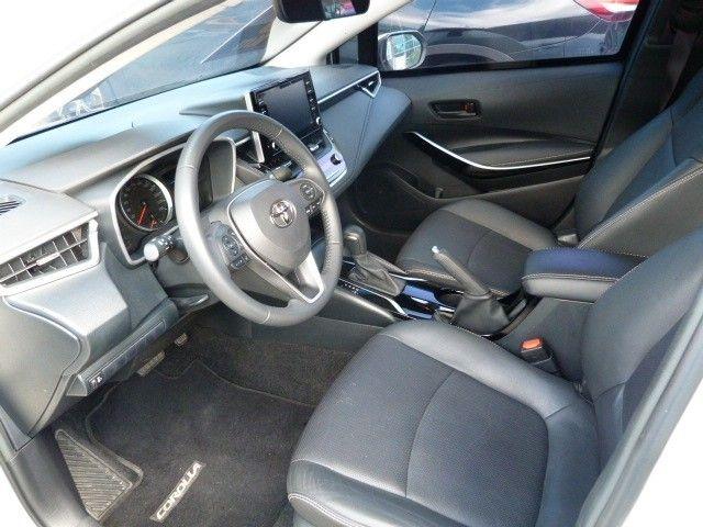 Toyota Corolla 2021 2.0 vvt-ie flex xei direct shift - Foto 9