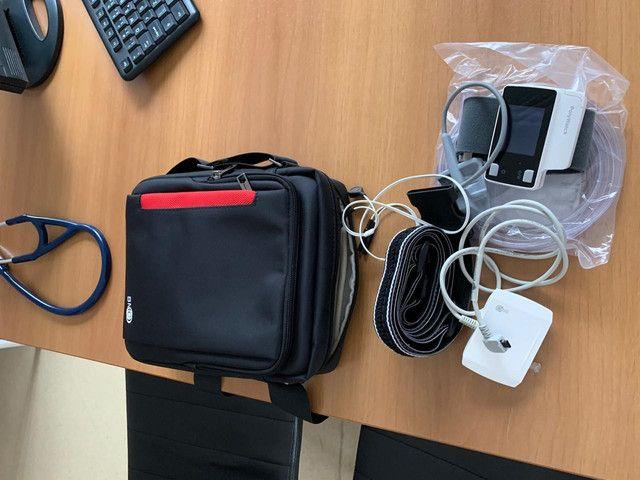 Polisonografia portatil domicíliar PolyWatch - Foto 2